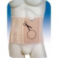 Faixa abdominal para ostomizados sem orifício COL-240