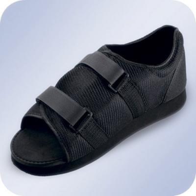 Sapato pós-cirurgico sem tacão
